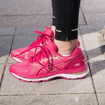 کتانی ورزشی و پیاده روی زنانه اسیکس Asics Gel Nimbus 20
