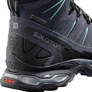 بوت کوهنوردی زنانه سالومون Salomon X Ultra Trek GTX W