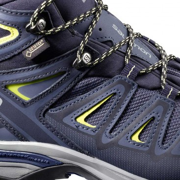 کفش کوهنوردی زنانه Salomon X Ultra 3 MID GTX W