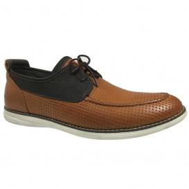 کفش چرم مردانه Vop