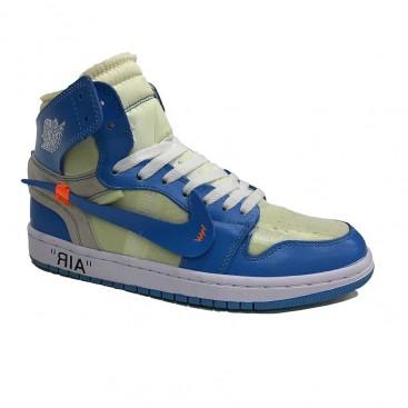 کتانی اسنیکر مردانه جردن Nike Air Jordan 1