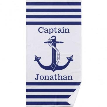 حوله ورزشی نانو Captain Jonathan