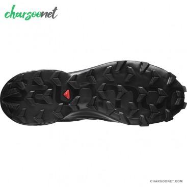 کفش ورزشی ضدآب سالومون اسپیدکراس SALOMON Speedcross 5 GTX Black