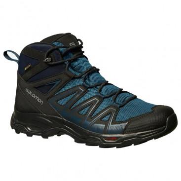 کفش کوهنوردی مردانه سالامون مدل Salomon Robson Mid GTX