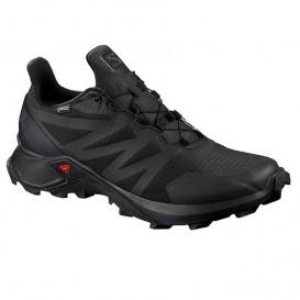 کفش پیاده روی مردانه سالومون SALOMON SUPERCROSS GTX BLACK