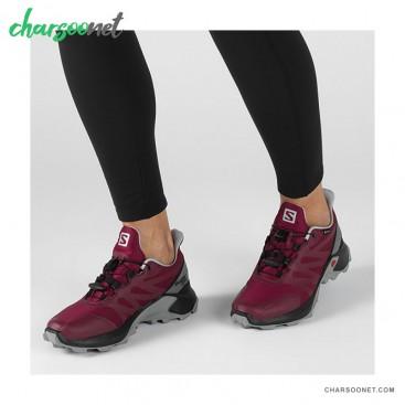 کفش سوپرکراس زنانه salomon supercross gtx