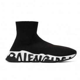 کفش ورزشی بالنسیاگا balenciaga black speed