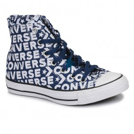 کتانی کانورس Chuck Taylor All Star Hi Wordmark