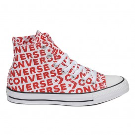 کفش کانورس Chuck Taylor All Star Hi Wordmark