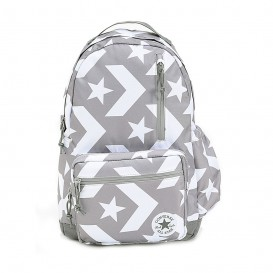 کوله پشتی کانورس رنگ سفید خاکستری Converse Go Backpack