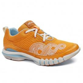کتانی پیاده روی و دویدن زنانه Ahnu Yoga Flex Orange Zest