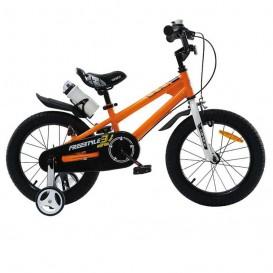 دوچرخه شهری قناری مدل Freestyle سایز 16 رنگ نارنجی
