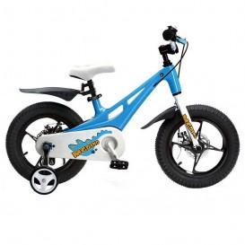 دوچرخه قناری مدل Mgdino سایز 14 رنگ آبی