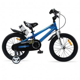 دوچرخه شهری قناری مدل Freestyle سایز 16 رنگ آبی