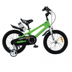 دوچرخه قناری بچگانه مدل FreeStyle رنگ سبز سایز 12