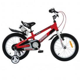 دوچرخه شهری قناری مدل Space No.1 سایز 16 قرمز