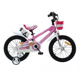 دوچرخه شهری قناری مدل FreeStyle سایز 12 صورتی