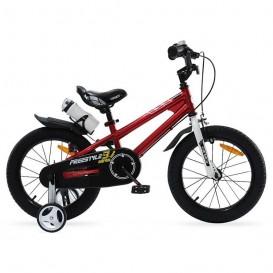 دوچرخه شهری قناری مدل Freestyle قرمز سایز 16