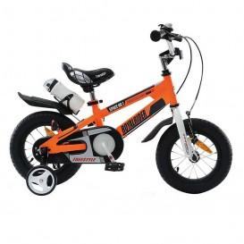 دوچرخه شهری قناری مدل Space No.1 سایز 12 نارنجی
