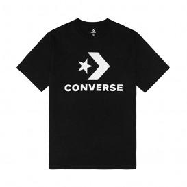 تی شرت کانورس مشکی رنگ Converse StarChevron