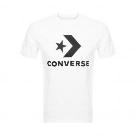 تی شرت کانورس استار سفید رنگ Converse Star Chevron