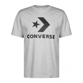 تیشرت کانورس طوسی رنگ Converse Star Chevron