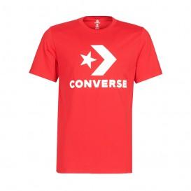 تیشرت کانورس قرمز رنگ Converse Star Chevron