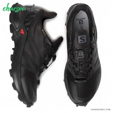 کفش زنانه سالومون مخصوص پیاده روی و دویدن مدل Supercross Gtx W