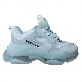 کفش ورزشی بالنسیاگا مدل Triple S White