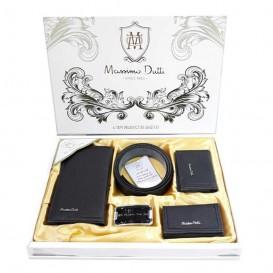 فروش ست 5 تکه کیف و کمربند ماسیمو دوتی Massimo Dutti