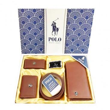 ست کیف و کمربند 5 تکه پولو Polo