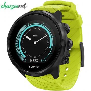 ساعت هوشمند سونتو 9 مدل SUUNTO 9 Lime
