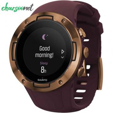 ساعت هوشمند سونتو 5 مدل SUUNTO 5 Burgundy Copper