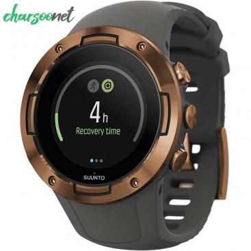 ساعت اسپرت سونتو 5 مدل SUUNTO 5 Graphite Copper
