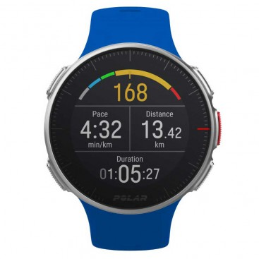 ساعت اسپرت پلار مدل POLAR VANTAGE V BLUE