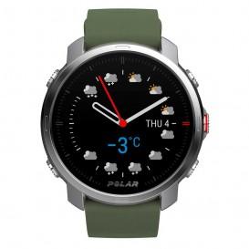 ساعت اسپرت پلار مدل POLAR GRIT X GREEN