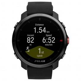 ساعت اسپرت پلار مدل POLAR GRIT X BLACK