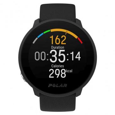 ساعت ورزشی پلار مدل POLAR UNITE BLACK