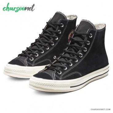 کفش اسپرت کانورس ساقدار Converse Chuck 70 Suede