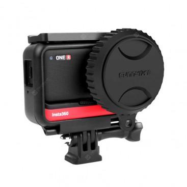 محافظ لنز دوربین اینستا360 مدل oneR lens cap
