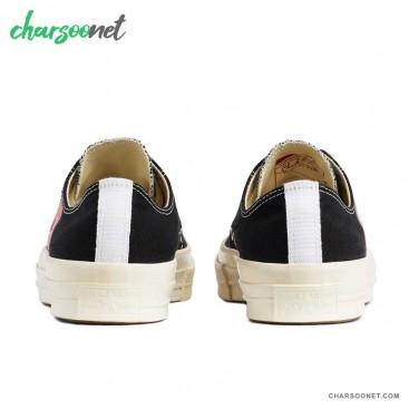 کفش اسنیکر راحتی کانورس Converse play Cdg