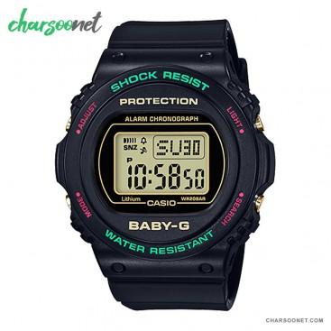ساعت مچی کاسیو زنانه سری بیبی جی Casio Baby-G BGD-570TH-1DR