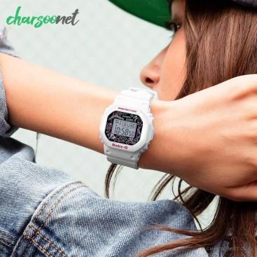 ساعت دیجیتال گرافیتی کاسیو زنانه Casio Baby-G BGD-560SK-7DR