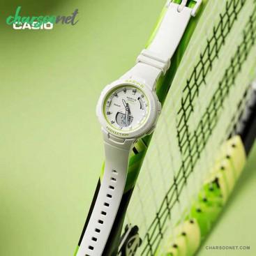ساعت آنالوگ-دیجیتال کاسیو زنانه Casio Baby-G BSA-B100SC-7ADR