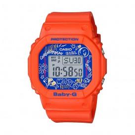ساعت دیجیتال گرافیتی کاسیو دخترانه casio Baby-G BGD-560SK-4DR