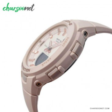 ساعت کاسیو بی بی جی زنانه Casio Baby-G Bluetooth BSA-B100-4A1DR