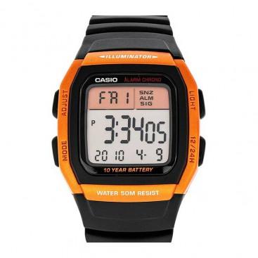 ساعت دیجیتالی کاسیو مردانه Casio General W-96H-4A2VDF
