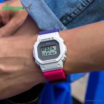 ساعت مچی کاسیو سری جی شاک Casio G-Shock DW-5600THB-7DR