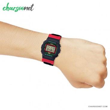ساعت مچی کاسیو جی شاک Casio G-Shock DW-5600THC-1DR