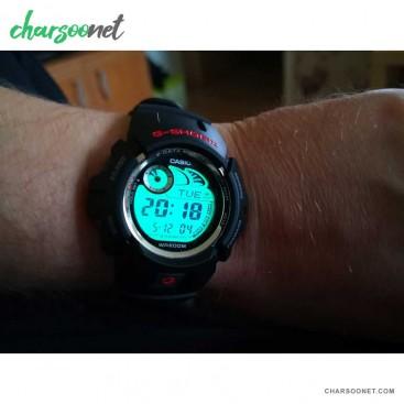 ساعت کاسیو سری جی شاک مردانه Casio G-Shock G-2900F-1V